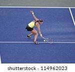 new york   september 9 ... | Shutterstock . vector #114962023