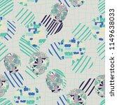seamless abstract pattern... | Shutterstock .eps vector #1149638033