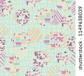 seamless abstract pattern... | Shutterstock .eps vector #1149638039