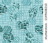 seamless abstract pattern... | Shutterstock .eps vector #1149638210