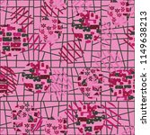 seamless abstract pattern... | Shutterstock .eps vector #1149638213