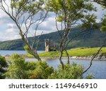 ardvreck castle  loch assynt ... | Shutterstock . vector #1149646910