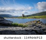 ardvreck castle  loch assynt ... | Shutterstock . vector #1149646913