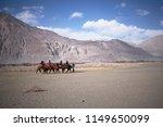 leh ladakh sand dune   Shutterstock . vector #1149650099