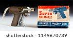 dallas texas  aug. 5 18   super ... | Shutterstock . vector #1149670739