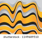 abstract vector colorful wave... | Shutterstock .eps vector #1149689510