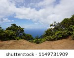 scenic view from the na pali... | Shutterstock . vector #1149731909