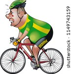 "middle aged man in lycra ""mamil""... 