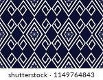 geometric ethnic pattern...   Shutterstock .eps vector #1149764843