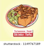 the most famous taiwanese... | Shutterstock .eps vector #1149767189
