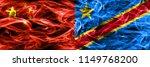 china vs democratic republic of ... | Shutterstock . vector #1149768200