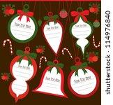 Christmas Frame Set Design....