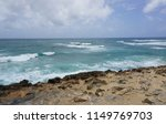 scenic south shore in kauai ... | Shutterstock . vector #1149769703