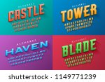vector condensed original... | Shutterstock .eps vector #1149771239