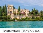isola del garda is the largest...   Shutterstock . vector #1149772166