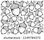 autumn tree  illustration... | Shutterstock .eps vector #1149784373