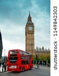 london  uk   sep 27  street... | Shutterstock . vector #1149842303