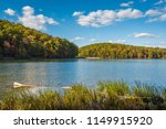 early autumn color at... | Shutterstock . vector #1149915920