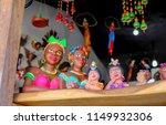 namoradeira is a woman looking... | Shutterstock . vector #1149932306