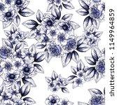 abstract elegance seamless... | Shutterstock .eps vector #1149964859