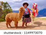 cusco  peru   october 18  2017  ... | Shutterstock . vector #1149973070