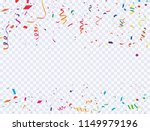 celebration background template ... | Shutterstock .eps vector #1149979196