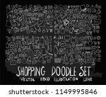 hand drawn sketch doodle vector ... | Shutterstock .eps vector #1149995846