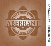 aberrant wooden emblem   Shutterstock .eps vector #1149998309