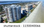 aerial view of daytona beach | Shutterstock . vector #1150040066