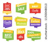 isolated sale sticker bitmap... | Shutterstock . vector #1150048013