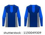 templates of sportswear designs ...   Shutterstock .eps vector #1150049309