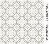 seamless ornamental pattern... | Shutterstock .eps vector #1150057553