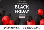 dark horizontal web banner for... | Shutterstock .eps vector #1150073240