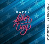 united states labor day... | Shutterstock .eps vector #1150078010