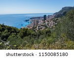 panoramic view of the... | Shutterstock . vector #1150085180