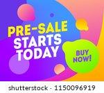 abstract presale modern...   Shutterstock .eps vector #1150096919