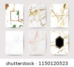 marble background vector... | Shutterstock .eps vector #1150120523