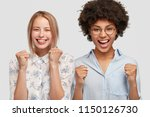 people  diversity and...   Shutterstock . vector #1150126730