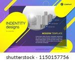 template vector design for... | Shutterstock .eps vector #1150157756