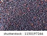 macro view of natural organic... | Shutterstock . vector #1150197266
