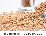 macro view of natural organic... | Shutterstock . vector #1150197293
