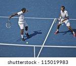 new york   september 07 ... | Shutterstock . vector #115019983