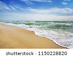 Beautiful Sea On Sunny Day....