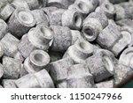 hot forging gear production line | Shutterstock . vector #1150247966