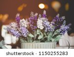 soft focus colorful wild... | Shutterstock . vector #1150255283