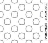 geometric ornamental vector... | Shutterstock .eps vector #1150258013