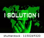 cyber security solutions threat ... | Shutterstock . vector #1150269320