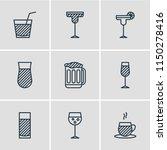 vector illustration of 9... | Shutterstock .eps vector #1150278416