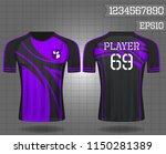 sport shirt  t shirt sport... | Shutterstock .eps vector #1150281389