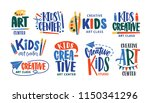 collection of letterings... | Shutterstock .eps vector #1150341296